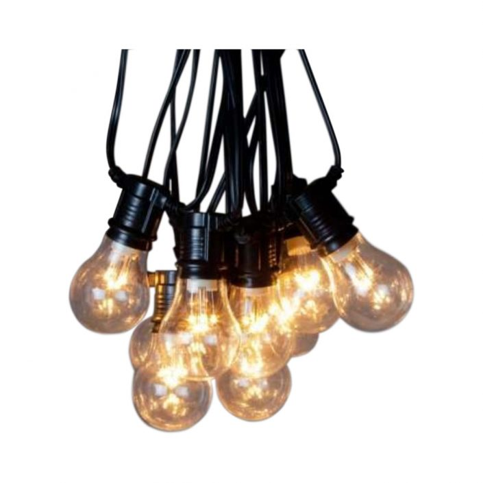 image of some festoon lights